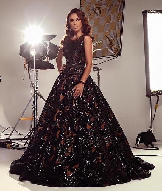 Imagenes de vestidos para noche mexicana